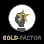 Gold Factor Logo