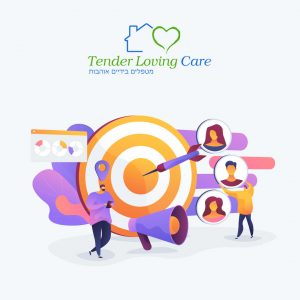 תפעול קמפיין לידים בגוגל וברשת המדיה GDN, הפעלת וניהול אוטומציות לייעול ברשת בתי אבות טנדר לאבינג קייר